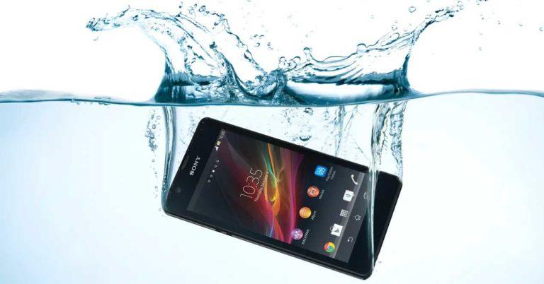Sony Xperia ZR Agua